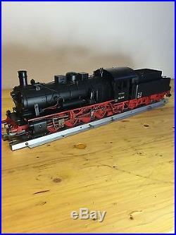 0354/ Spur 2 Echt-Dampf-Lok BR 55 3345 handgefertigtes Messing Modell