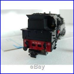 04122b 1 Locomotive Vapeur Roco 141 Ta 501 Depot De Metz En Boite Ho