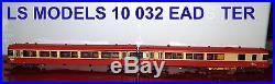 10 032 LS MODELS EAD X 4567+XR 8380 NEVERS EN PARFAIT ETAT EN BOITE