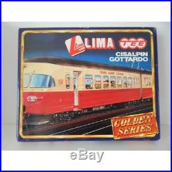 149812 Lima Golden Serie Rare Coffret Tee Cisalpin 4 Elements Etat Neuf En Boi