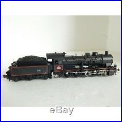1 Locomotive Roco 050 B 548 Noir Sncf Tender Moteur 16 C 548 Ho