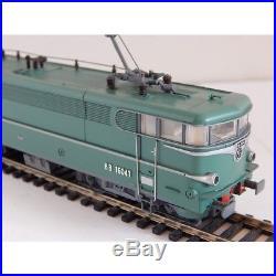 1 Locomotive Roco Bb 16041 Livre Verte Ho
