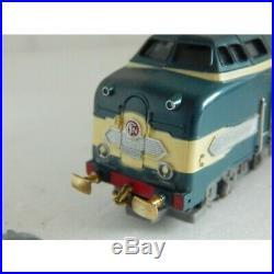 1 Superbe Locomotive Diesel 060 Db 05 Hornby Eclairage Leds Ho
