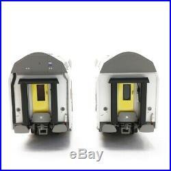 2 Voitures M6 d'origine SNCB Ep V-HO 1/87-LSMODELS 43020