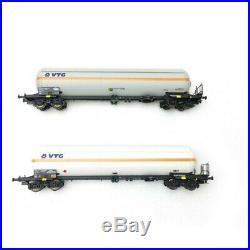 2 Wagons Gazier Zags VTG Ep IV V-HO 1/87-LSMODELS 30758