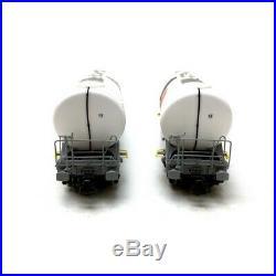 2 Wagons citerne HOLCIM Ep VI-HO 1/87-ROCO 76138