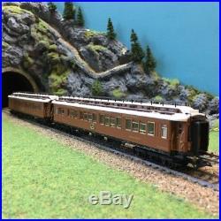 2 voitures CIWL Orient Express époque I -HO-1/87-TRIX 24794