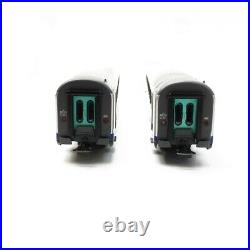 2 voitures Corail B9tux TER 2 CL SNCF Ep VI-HO 1/87-PIKO 97105