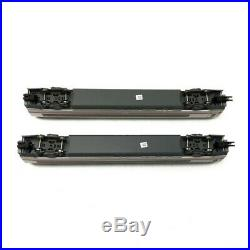 2 voitures complémentaires ICE 3 CL1/CL2 DB Ep VI-HO 1/87-ROCO 72042