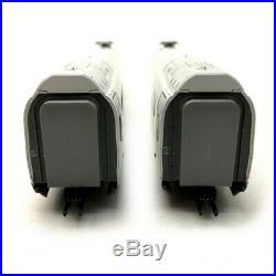 2 voitures complémentaires ICE 3 CL1/CL2 DB Ep VI-HO 1/87-ROCO 72043