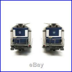 2 wagons HBBILLS-uy SBB CARGO Ep VI-HO 1/87-MABAR 87518