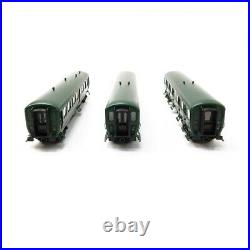 3 Voitures B7 / B9 / B1 SNCB Ep IV-HO 1/87-LSMODELS 42176