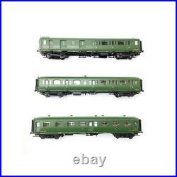 3 Voitures Express Nord Ep II HO 1/87 LSModels 40320