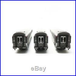 3 Voitures Vtu Carmillon A10 B10 B11 SNCF Ep VI-HO 1/87-LSMODELS 40144