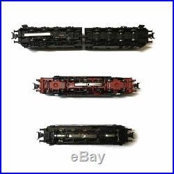 3 locomotives V120, V140 et V188 digitale Fx HO-1/87-MARKLIN 37203 DEP17-394
