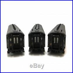 3 voitures C10 myfi OCEM époque IIb Sncf -HO-1/87-LSMODELS MW40397