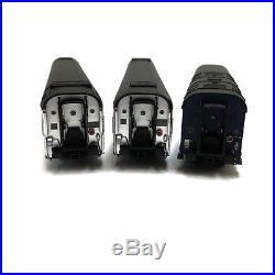 3 voitures Mistral 56 A8u + A5ru + Dx Le Lyonnais Sncf ép IV-HO-1/87-LSMODELS 41