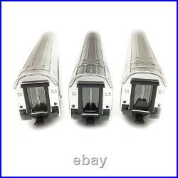 3 voitures TEE L'Arbalète Vru + A8u + A8tu Sncf -HO 1/87-JOUEF HJ4143
