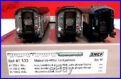 41 133 Ls Models 2 Voitures Mistral 56 + Ciwl Le Lyonnais Ep IV Neuves En Boite