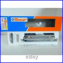 43487 1 Locomotive Roco Bb 20011 Ho En Boite Etat Neuve