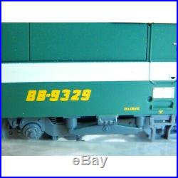 43560 Superbe Locomotive Roco Sncf Bb 9329 Etat Neuve En Boite Ho