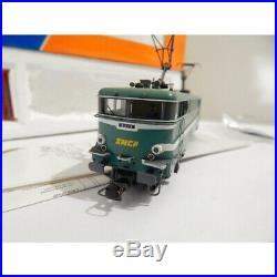 43562 Superbe Locomotive Roco Sncf Bb 9313 En Boite Ho