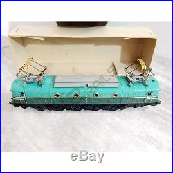 6009 L Rare Superbe Locomotive Jep 2d2 Moteur Ap5 Serie 60 Ho