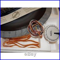 6651 C rare coffret pont tournant électrique Fleischmann HO
