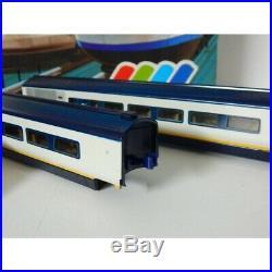 748300 Rare Jouef Chapagnole Tgv Eurostar Modeliste En Boite