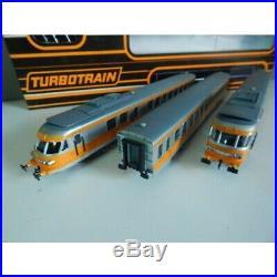 7662 Rare 1 Superbe Coffret Rame Rtg Avec Rails Tres Bon Etat Ho