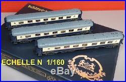79 173 Ls Models Trois Voitures Ciwl Echelle N 1/160 Neuves En Boites