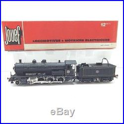 8282 Locomotive Vapeur 140 C 231 Jouef Ho Mante Boite Rouge Ho