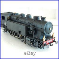 8294 Rare 1 Locomotive Vapeur 141 Ta 488 Agen Jouef En Boite Ho