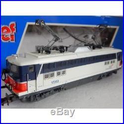 837100 Modele Rare Locomotive Bb 17063 Jouef Ile De France Ho Boite