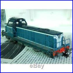 853000 Rare 1 Locomotive Bb 66487 Jouef Etat Neuve En Boite Champagnoles Ho