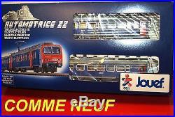862200 JOUEF FRANCE AUTOMOTRICE ÉLECTRIQUE Z2 COMME NEUF