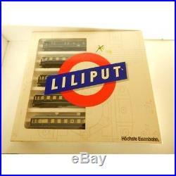 887 Liliput Rare Coffret 5 Voiture Db Bleu Etat Neuf En Boite Ho