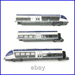 AGC B 80600 Aquitaine Sncf ép V/VI 3R-HO 1/87- LSMODELS 10587