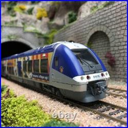 AGC B 81615/16 PACA SNCF Ep VI HO 1/87 LSMODELS 10085