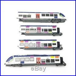 AGC B 82535 Iles de France Sncf ép V/VI -HO 1/87- LSMODELS 10065