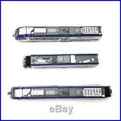 AGC X76600 Basse Normandie Sncf ép V/VI 3R-HO 1/87- LSMODELS 10574