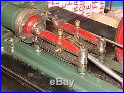 A Live Steam Model Collectables Standing Engine Similar Stuart Turner