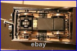 Automotrice BDE échelle IIm modèle artisanal G LGB