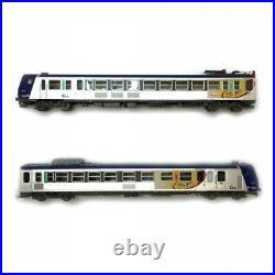 Automotrice Z2 TER Z11502 Metro Lor Sncf ép V -HO 1/87-PIKO 96418