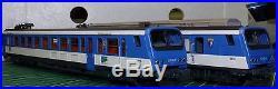 Automotrice Z2 Z9610 HO livré Bleu Isabelle SNCF Pays de Loire