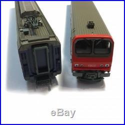Automotrice Z9602 (AC 3 rails Marklin) Sncf époque V -HO-1/87-PIKO 96401
