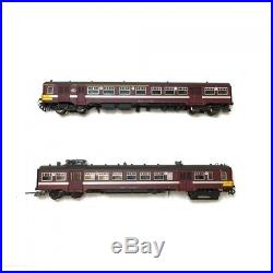 Automotrice double S74 3 rails SNCB Digitale-HO 1/87-LSMJOCADIS 35211 DEP17-1112