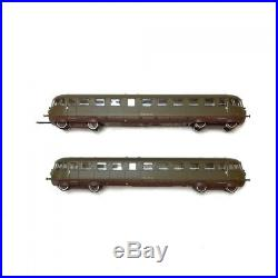 Autorail 2 éléments ALN 556 FS-HO-1/87-RIVAROSSI HR2037 DEP103-064