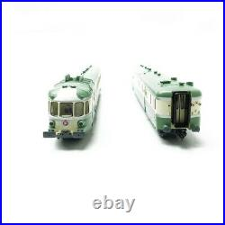 Autorail 2 éléments X 2720 + XR 7700 SNCF, Ep IV -HO 1/87-ROCO 73006