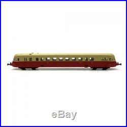 Autorail ABJ2 SNCF-HO 1/87-AS DEP67-192
